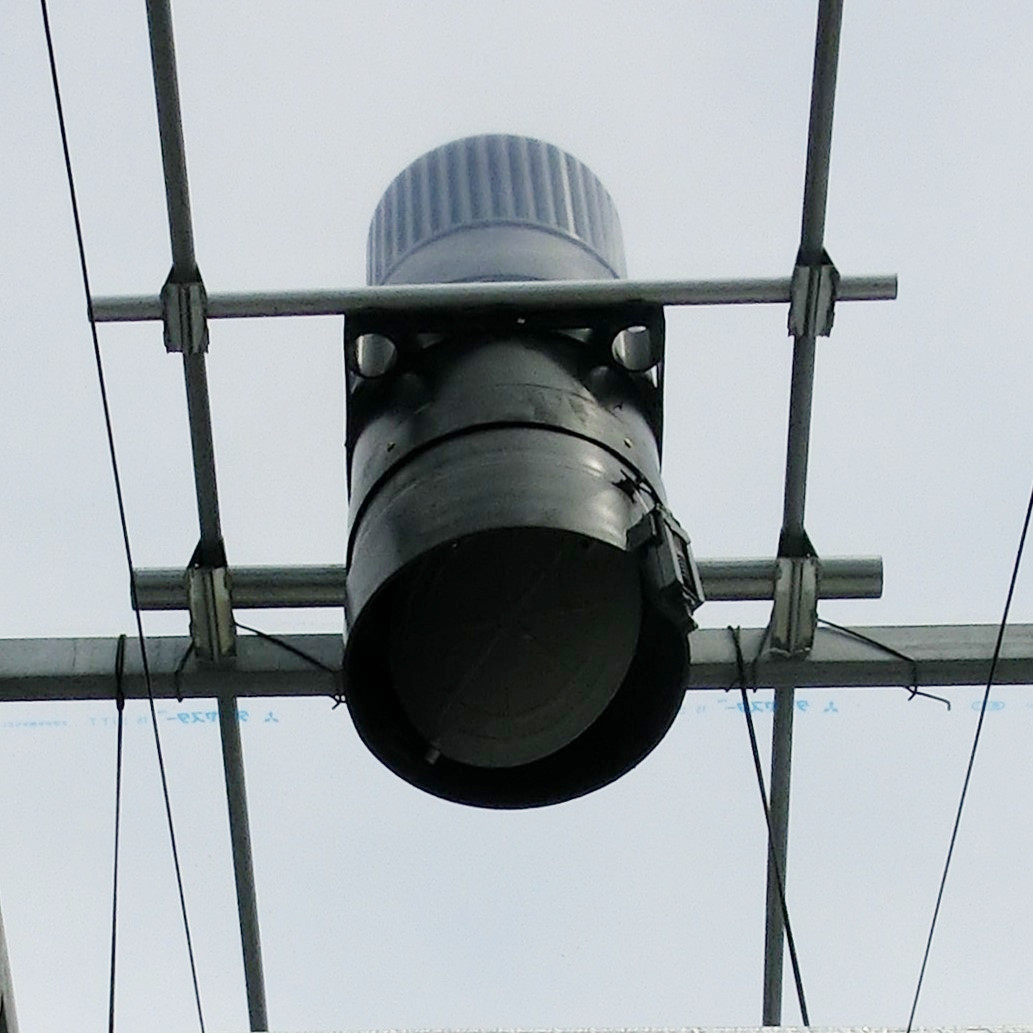 『エコ扇』自動温度調節換気扇